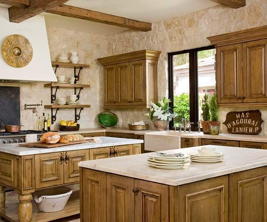 Double Island Kitchens Kitchens Spaces And Double Island Kitchen