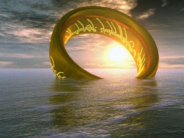 """Был блеск и богатство, могущество трона,Всемирная слава, хвала и почёт... И было кольцо у царя Соломона, На нём была надпись: """"И это пройдёт!"""""""