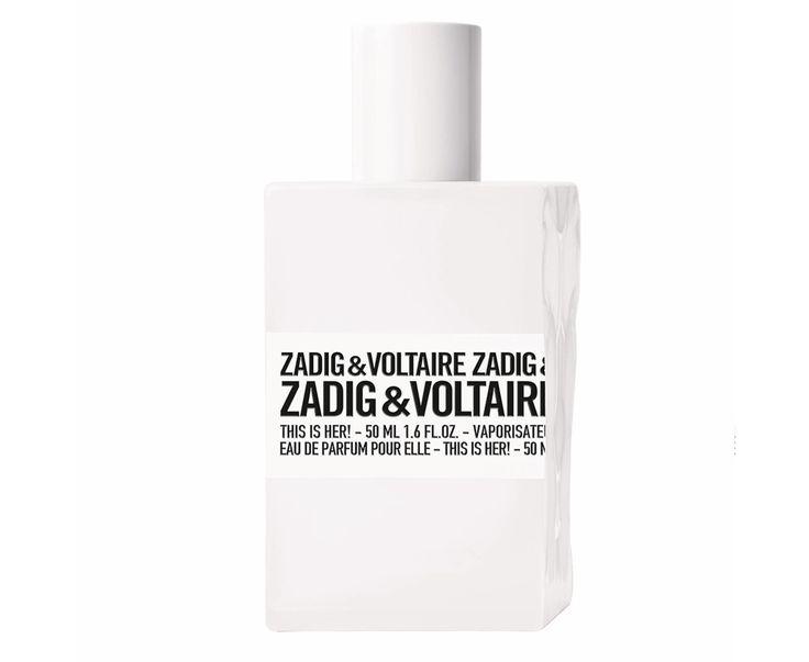 Packaging minimaliste chic, pur esprit rock'n'roll et séduction assumée : le nouveau parfum Zadig & Voltaire se porte avec une audace sans limite.