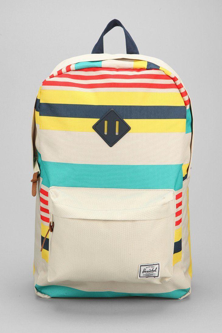 Herschel Supply Co. Heritage Malibu Stripe Backpack