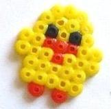 Chicken hama beads