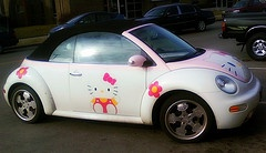 hello kitty love i want this so bad. i have always loved bugs now a hello kitty one oh mylanta
