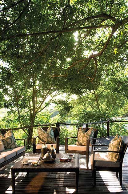 River Lodge, Luxury African Safari Lodge in the Sabi Sand