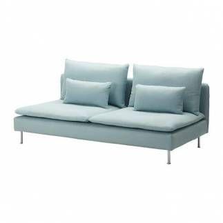 Se vende m dulo sof de 3 plazas isefall turquesa claro - Segunda mano sofa barcelona ...