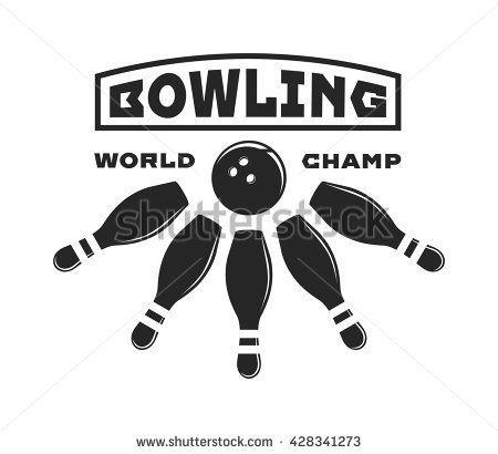 Bowling Logo Design