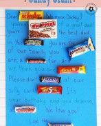 A Candy Gram!: Candygram Fathersday, Candygram Birthdaygift, Birthday Candy Grams, Gifts Ideas, Birthday Cards, Dads Candy Cards, Onecreativemommy Com, Diy Craft, Kids Plans