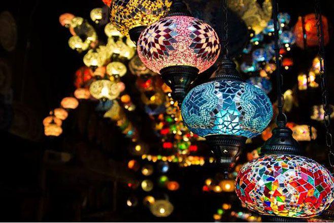 Lámparas turcas, tradición con tendencia decorativa.