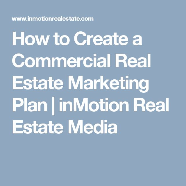 The 25+ best Commercial real estate ideas on Pinterest - real estate marketing plan