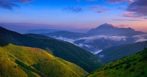 Mountain range | Laos