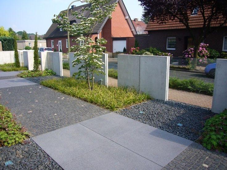 Great Architektonischer Vorgarten in Schermbeck