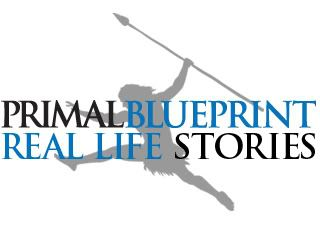 Primal Blueprint Real Life Story about changing their diet, (excluding grains) to become migraine free, among other health benefits.