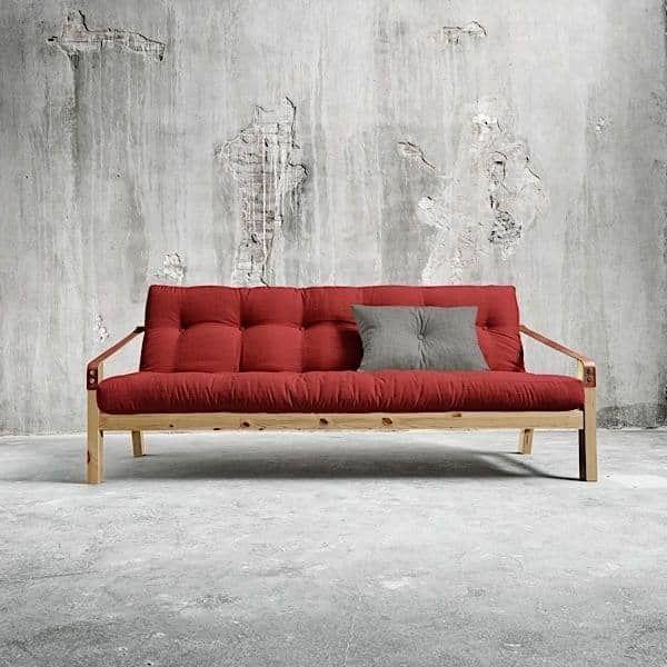 POEMS es un sofá cama convertible cómodo y original ...