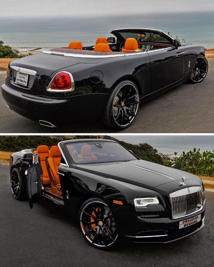 Fresh Rolls Royce Convertible 2016