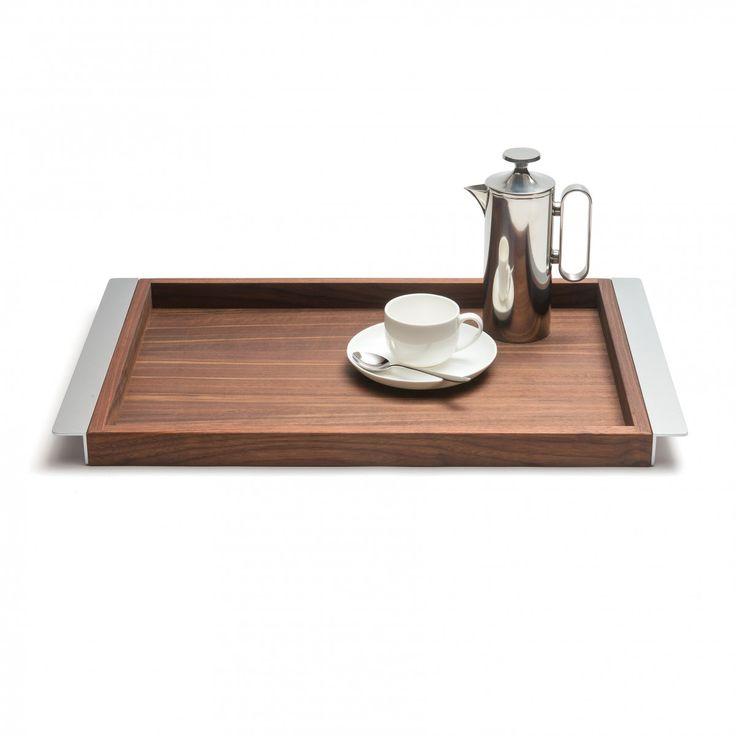 Corin Mellor Handmade Walnut Tray - David Mellor Design