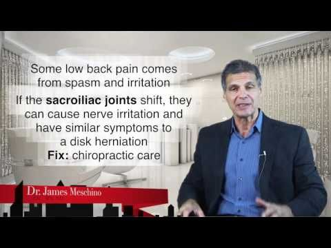 Proven Natural Therapies for Low Back Disk Herniation -Surgery is a last resort