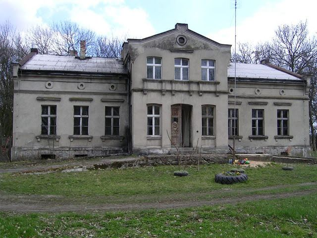 szymon blog: Opuszczone domy w Wielkopolsce i nie tylko cz 14