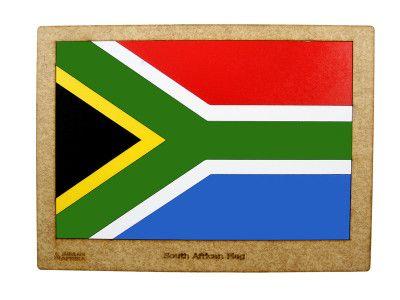 SA Flag Puzzle