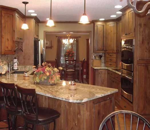 Best Kitchens Medium Brown Images On Pinterest Medium Brown - Kitchen remodeling knoxville tn