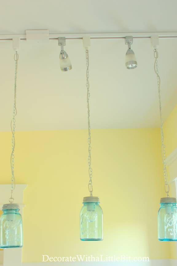 Remodelaholic » Blog Archive DIY Vintage Canning Mason Jar Pendant Lights »