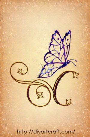 Le 25 migliori idee su tatuaggio con la lettera c su for Idee tatuaggi lettere
