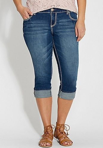 60 best Capri Jeans images on Pinterest | Capri jeans, Miss mes ...
