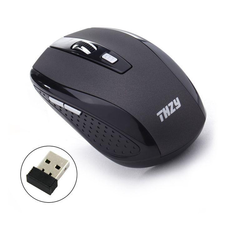 Superisparmio's Post Mouse Wireless  Il più venduto tra i mouse Wireless MouseTHZY 2.4Ghz Wireless Mouse ottico mobile con 6 tasti 3 Livelli DPI  Incredibile solo 4.65 invece di 15.49 Sconto del 70%  Coupon: PNW4ZE5Z   http://ift.tt/2wo02Yh