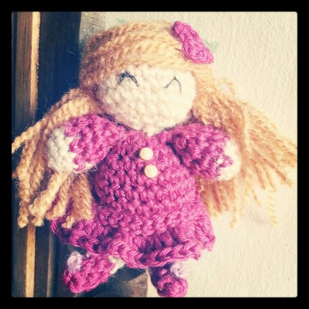 Amigurumi doll crochet own pattern (juliettaleh@hotmail.com) cute