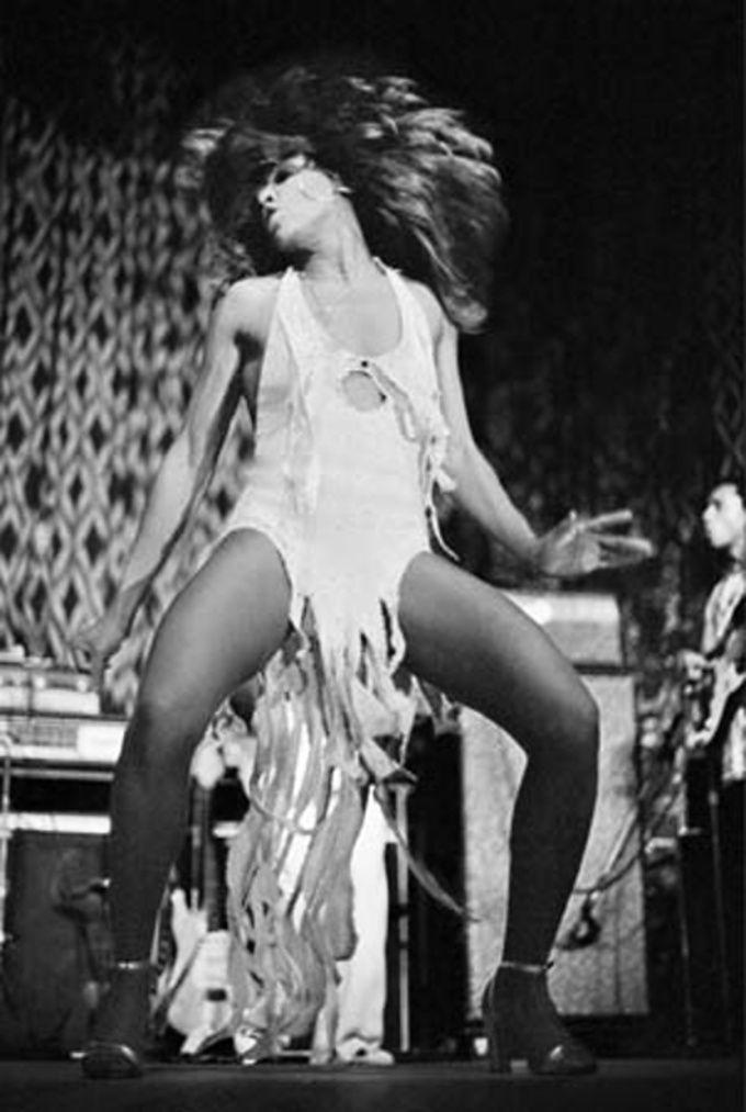 Tina Turner, Detroit // photo by Lynn Goldsmith