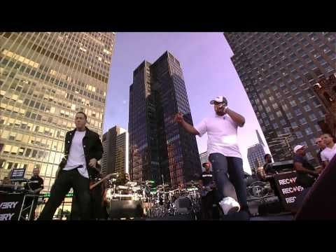 Eminem - Not Afraid Live (HD) - YouTube