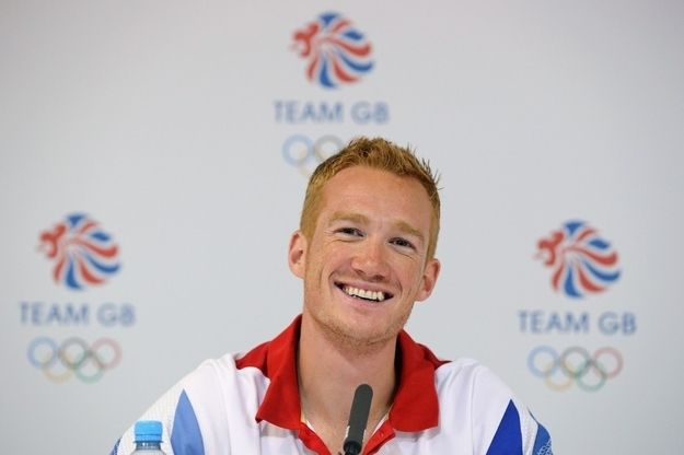 Neil Patrick Harris??...No....Greg Rutherford, 2012 Olympian from Great Britain!