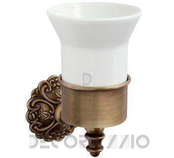 #accessory #accessories #bathroom #bathroomaccessories #interior #design #designidea #home Стаканодержатель Gentry Home GH Ivy, wall_mounted_holder_10747-bronzo