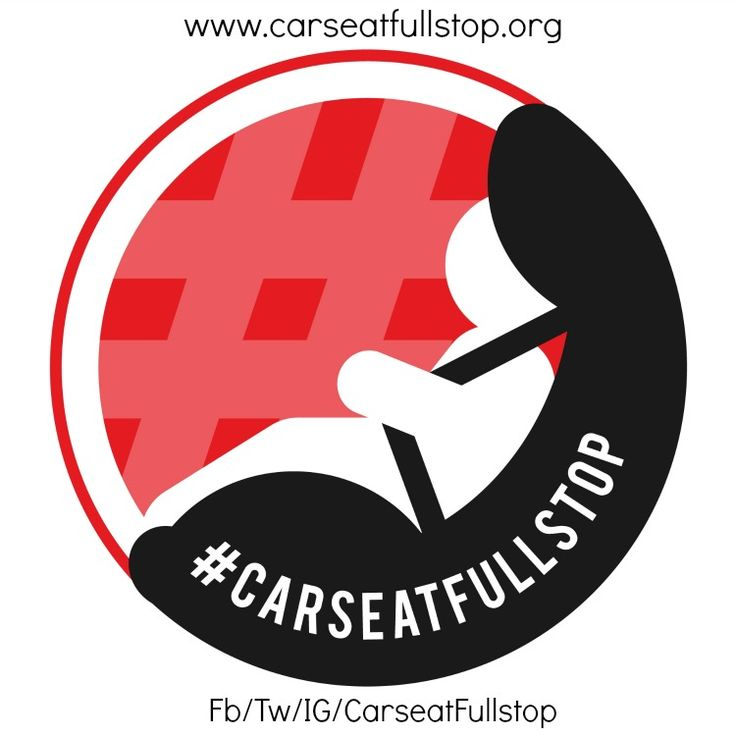 If you are a parent and you haven't heard of #carseatfullstop then where have you been hiding?!?! It's this amazing campaign that rises awareness about something that some would think i…