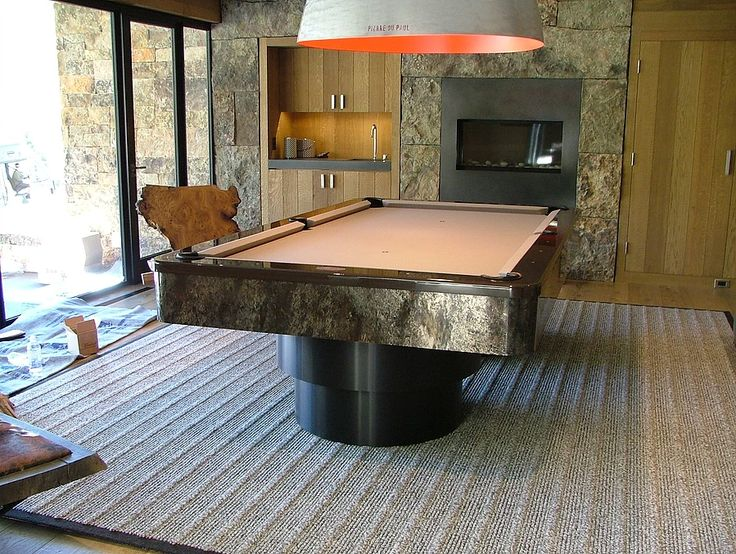 Mitchell Pool Table Images | Custom Made Pool Tables |