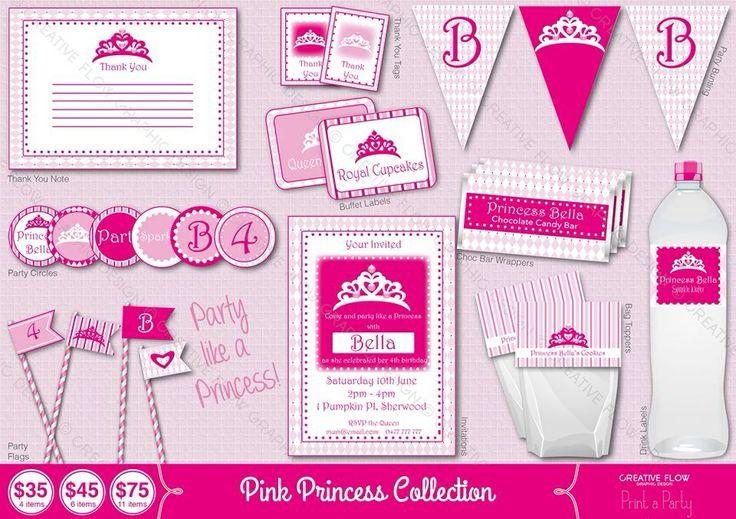 Pink Princess Collection