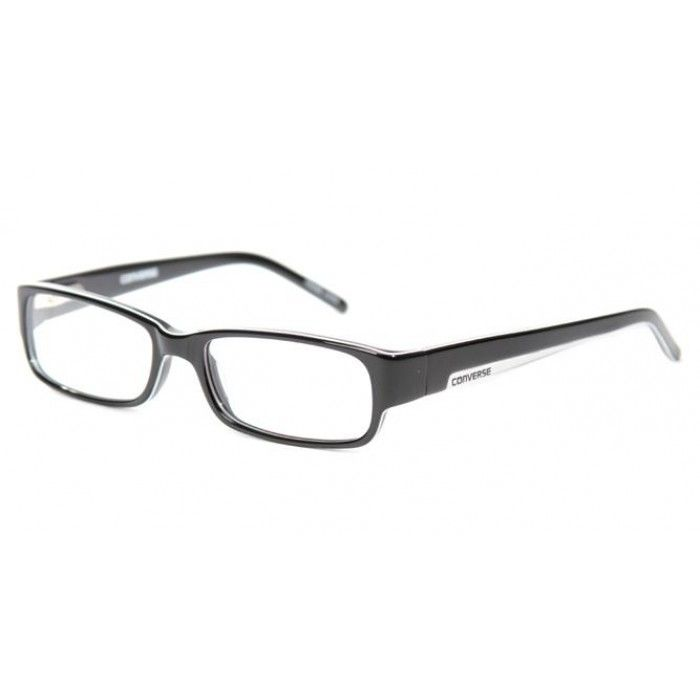 converse 40 glasses. converse kids why black/clear 40 glasses