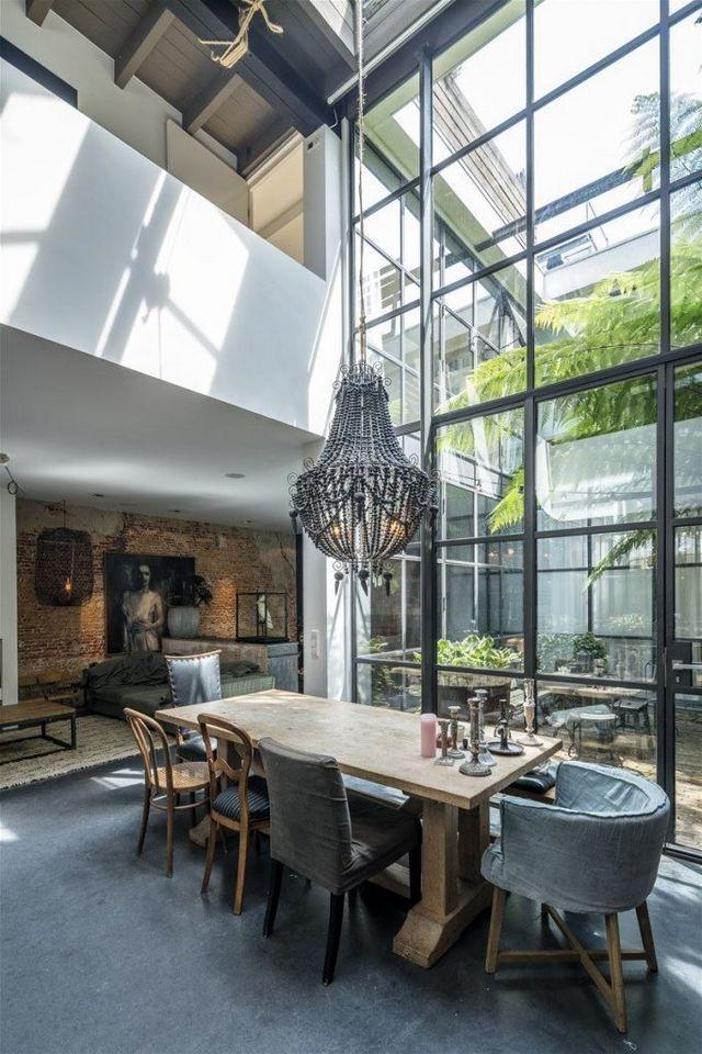 An Amazing Industrial Loft in Amsterdam | Gravity Home | Bloglovin'