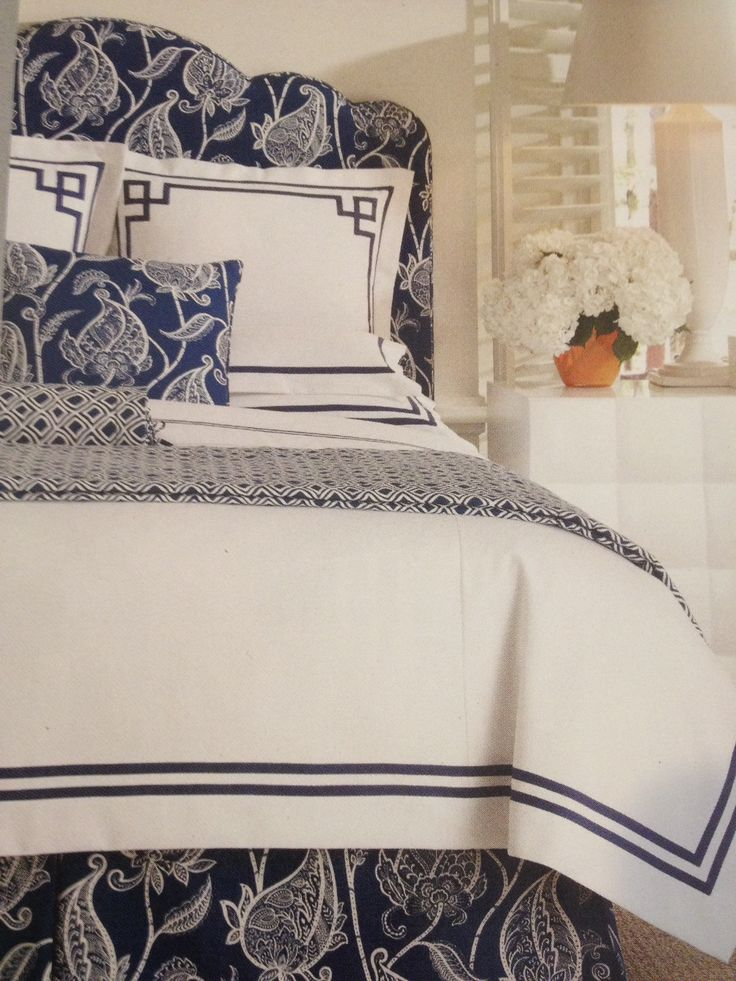 Blue And White Bedroom Ideas 63 Images Photos  best