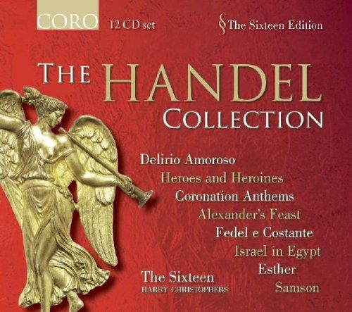 The Handel Collection (The Sixteen Edition) - http://www.rekomande.com/the-handel-collection-the-sixteen-edition/