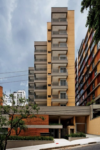 Edifício Residencial, São Paulo/Reinach Mendonça Arquitetos Associados