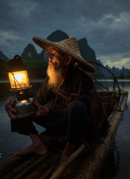 Last Fisherman of Li River #Photography
