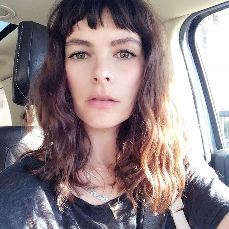 Kelly Oxford Instagram Back To My Regular Program Hair