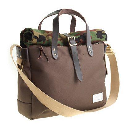 nanamica® camo briefcase