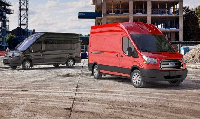 2020 Ford Transit Redesign And Changes Ford Transit Ford Redesign