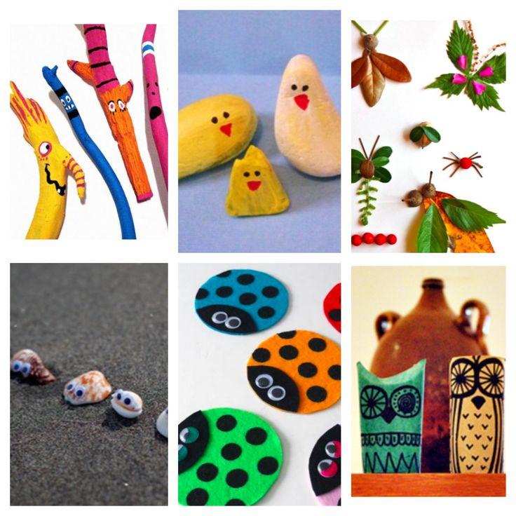 Σήμερα στο blog του babyglitter.gr, προτείνουμε ιδέες για καλοκαιρινές χειροτεχνίες που θα ξετρελάνουν τα παιδιά σας! http://babyglitter.gr/blog/idees-xeirotexnias-gia-to-kalokairi/