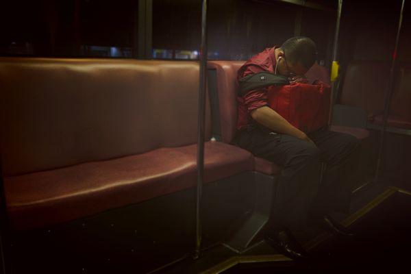 The Last Bus on Behance
