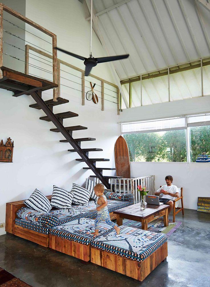 Step Inside an Australian Fashion Designer's Relaxed Balinese Villa via @MyDomaineAU