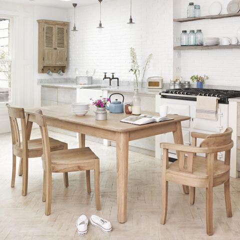 Lovely+Oak+Kitchen+Table+|+Billy+|+Loaf