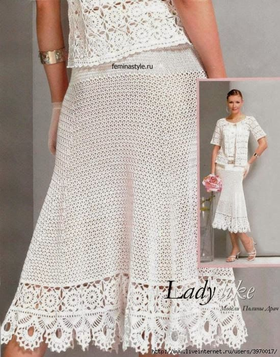 Crochet patterns: Crochet Pattern for The Perfect Summer Formal Wear