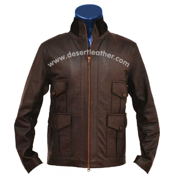 http://desertleather.com/Casino-Royale-James-Bond-Leather-Jacket  Casino Royale James Bond Stylish Leather Jacket!  In the blockbuster Hollywood movie, Tom Cruise wore this terrific Casino Royale James Bond Leather jacket. At Desert leather, we offer this 100% real leather outfit, best for casual activities, clubs and while dating and for bike ridings.  #blockbuster #Movie #Hollywood #Celebrity #Clothing #CasinoRoyale #JamesBond #TomCruise #LeatherJacket #Fashion #Style #Celebs #Film…