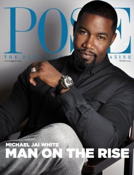 Michael Jai White For Pose Magazine